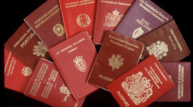 EU passports