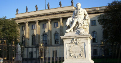 Humboldt University, Berlin.