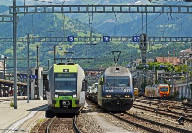Free Interrail pass for 18-year-olds