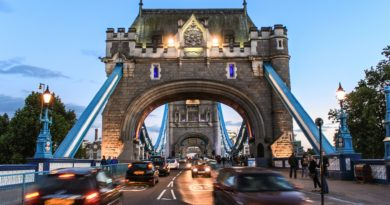 London, Tower Bridge