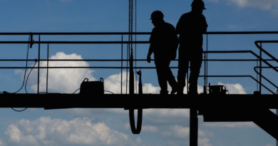 Posted workers in the construction sector.