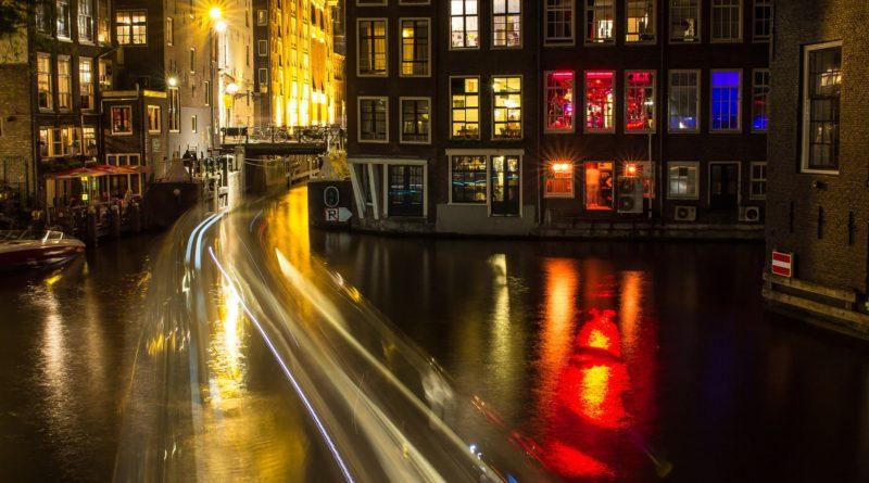 Dutch city Amsterdam