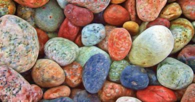 Zen stones to fight anxiety