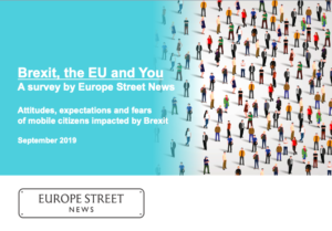 Brexit the EU and You Europe Street News survey