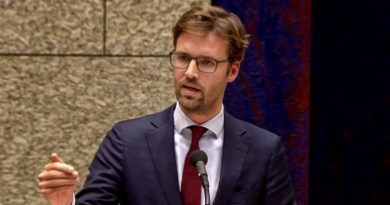 Dutch MP Sjoerd Sjoerdsma