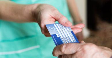 European Health Insurance Card (EHIC).